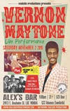 Vernon Maytone + Capsouls + DJs Marv Mack + Pan Pan + Shawn Atkinson