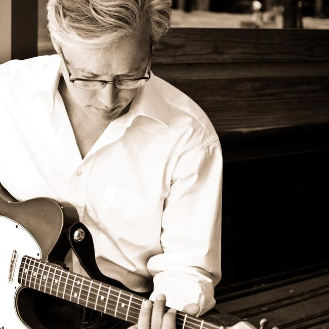 Radney Foster at The Post