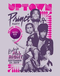 Uptown: A Prince Party