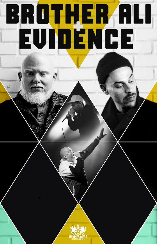 Brother Ali & Evidence