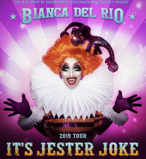 """Bianca Del Rio """"It's Jester Joke"""""""