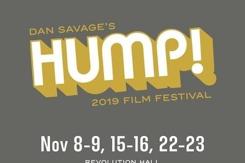 15th Annual HUMP! Film Festival