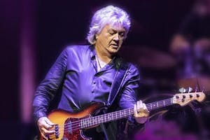 The Moody Blues' John Lodge