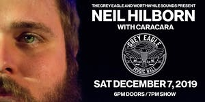 EARLY SHOW:  Neil Hilborn - The Endless Bummer Tour