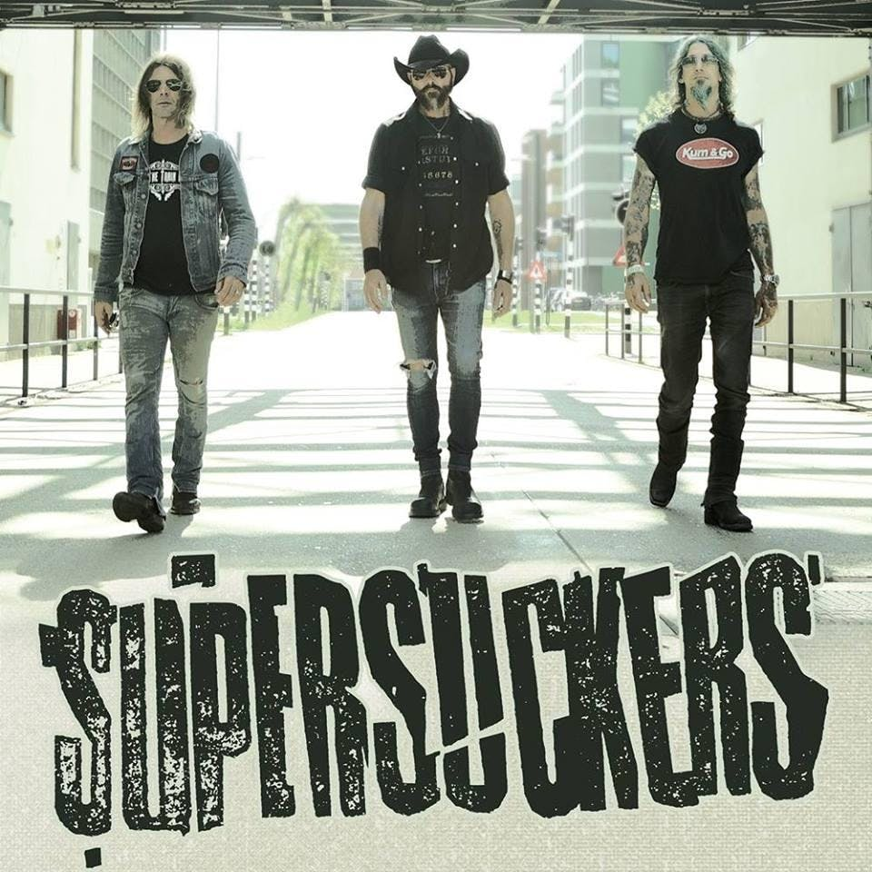 Supersuckers / Fast Eddy / Rocket Dust