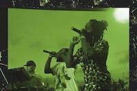 Poetic Thrust, Mia Gladstone & Richie Quake