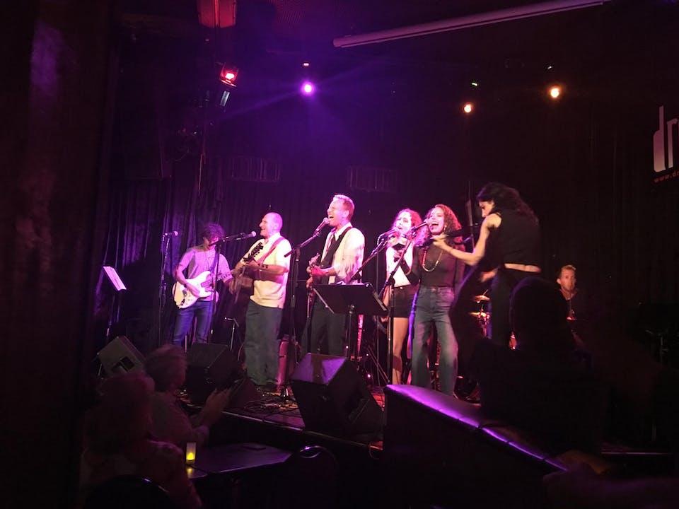 The Alpacas Fundraiser Concert