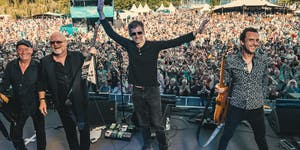 Wishbone Ash 50th Anniversary Tour