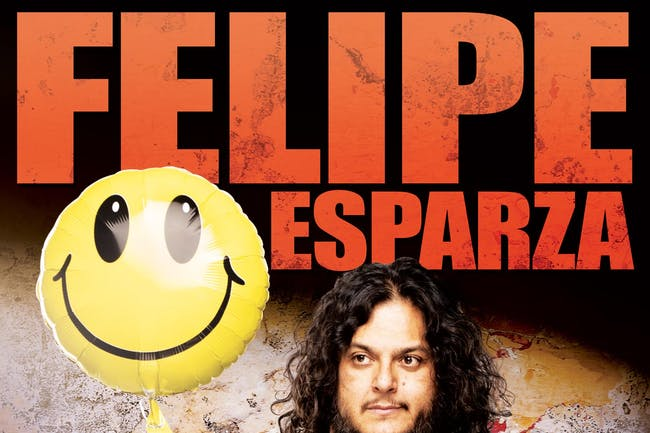 FELIPE ESPARZA - THE BAD HAMBRE TOUR