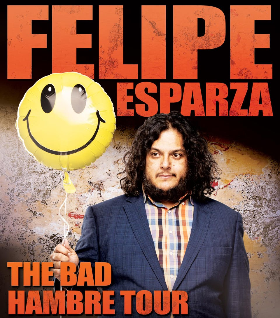 FELIPE ESPARZA - THE BAD HAMBRE TOUR