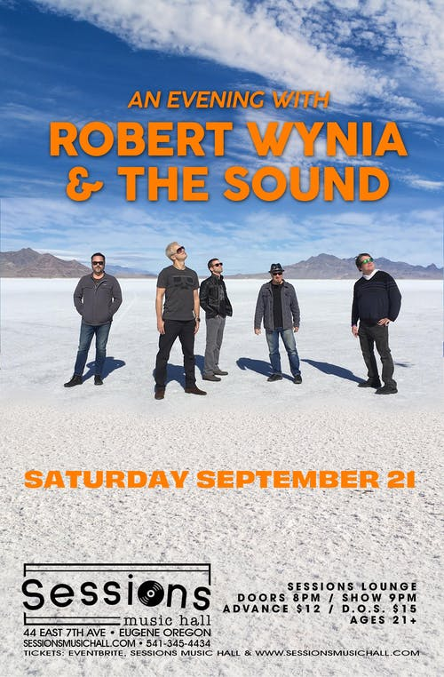 Robert Wynia & The Sound