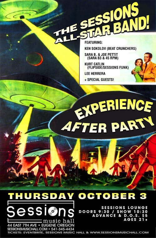 Experience After Party!