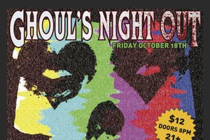 Ghouls Night Out: Misfit Love, Color Channel, CJ3, The Stampede