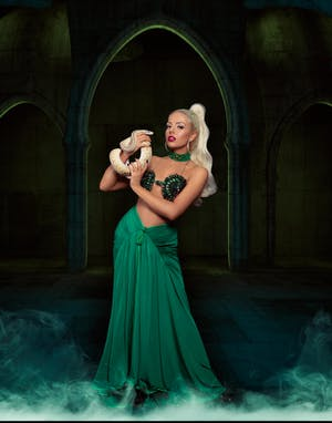 Adèle Wolf's Burlesque & Variety Show - 8th Annual Halloween Spectacular