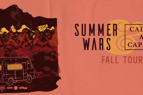 Summer Wars / Calling All Captains