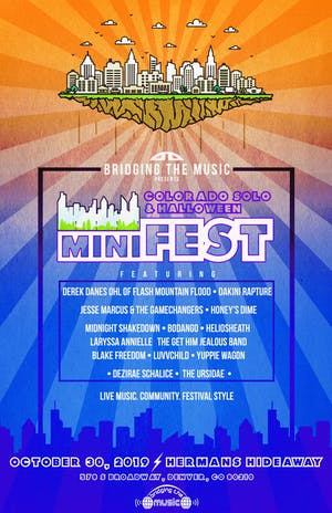 Colorado Halloween miniFEST & Solo Artist Awards