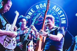 ONE ROAD AUSTIN: Songs of Love, Equity & Soul
