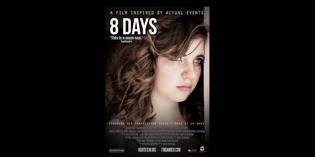 "AN EVENING WITH JACO BOOYENS FILMMAKER AND ACTIVIST - ""8 DAYS"" FILM"