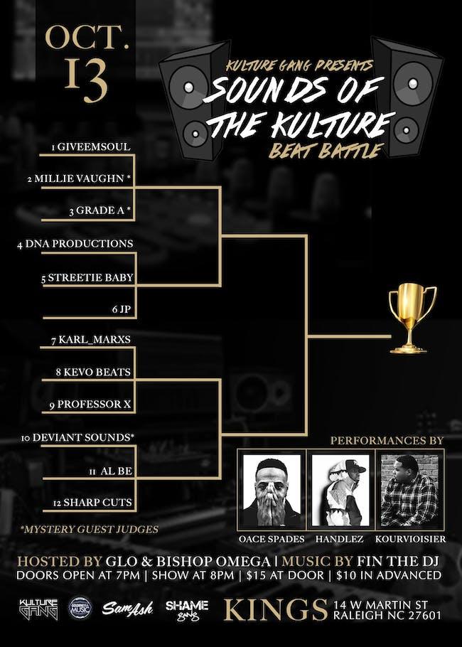 Sounds of the Kulture Beat Battle