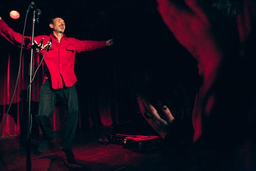LIVE! ON STAGE: JONATHAN RICHMAN