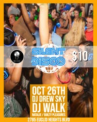 Silent Disco - Last Saturday of Every Month at B Side Lounge