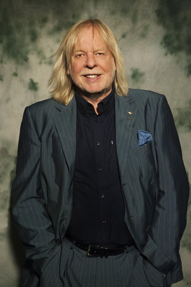 Rick Wakeman - Grumpy Old Rock Star Tour