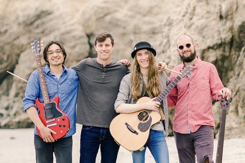 Sawyer Fredericks with Beth Bombara: