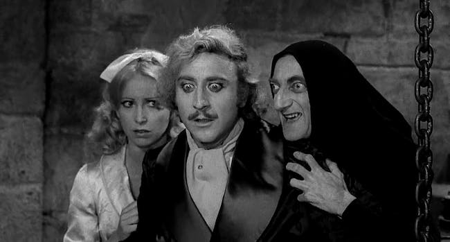 Projector Club Presents: Young Frankenstein