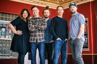 YONDER MOUNTAIN STRING BAND - NIGHT ONE with MORSEL