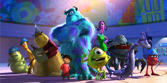 Projector Club Presents: Monsters Inc.