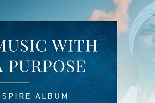 """Album Release Party and Fashion Show for - """"Music with a Purpose"""""""