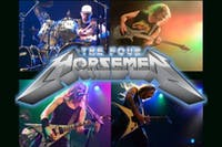 Metallica Tribute - The Four Horsemen - Approaching Sellout - Buy Now!