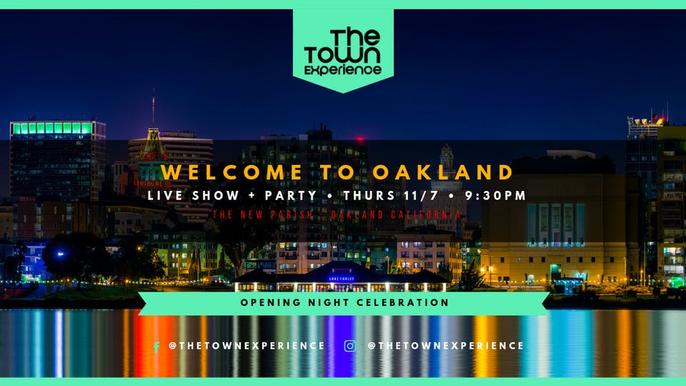 "Subversal Presents ""Welcome To Oakland"""