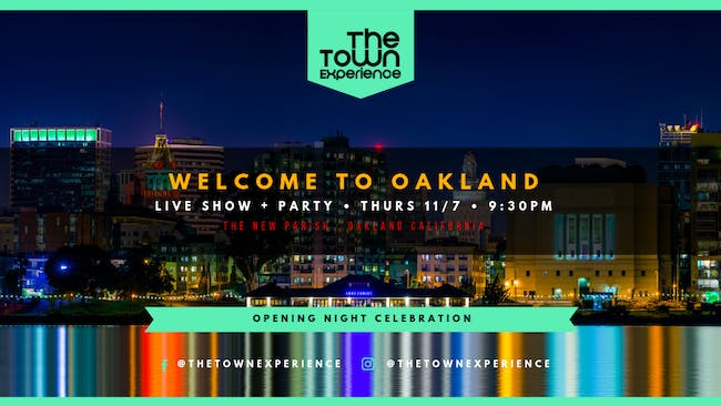 """Subversal Presents """"Welcome To Oakland"""""""