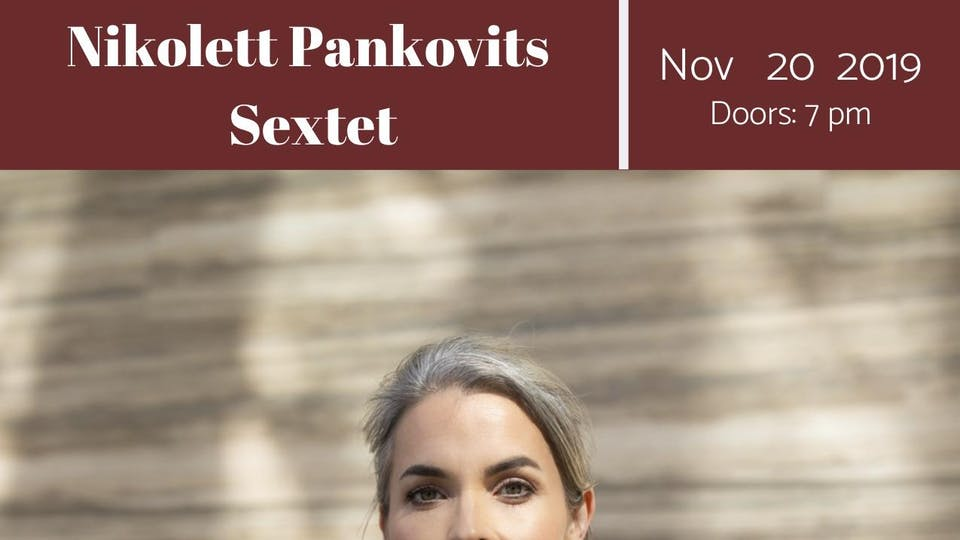Sad But True - Nikolett Pankovits Sextet & Adam Boncz