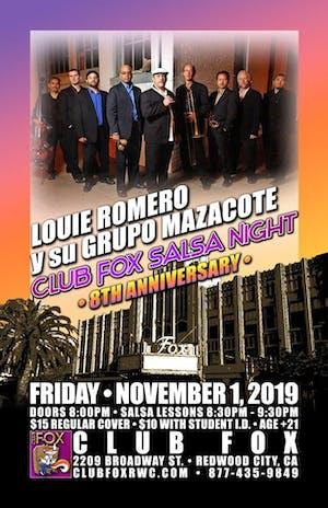 SALSA SPOT - Louie Romero y su Grupo Mazacote