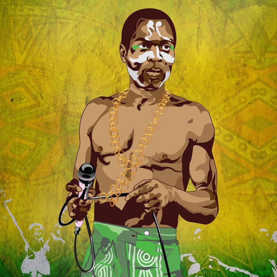 Jump N Funk: The Original Fela Kuti Tribute Party