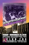 SALSA SPOT - Salsa Appreciation Night