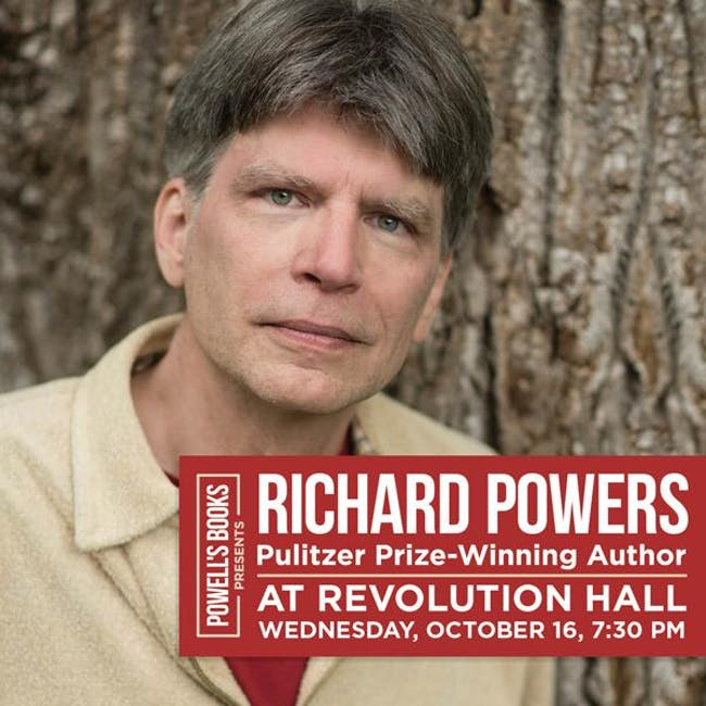 RICHARD POWERS - In Conversation with David Naimon