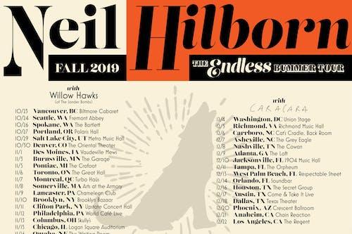 Neil Hilborn - The Endless Bummer Tour  @ The Fremont Abbey