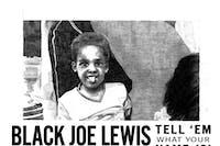 Black Joe Lewis & the Honeybears with Liz Brasher at Ridglea Room