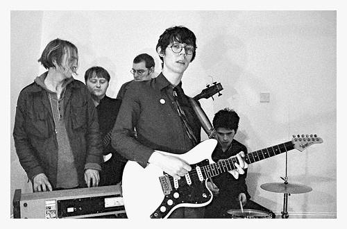 THE YUMMY FUR [members of FRANZ FERDINAND] + FUTURE PUNX + OOZELLES + INTEL