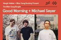 Biker Gang BOOgie ft. Good Morning + Michael Seyer w/ Paul Cherry
