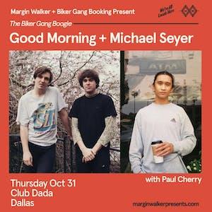 Biker Gang BOOgie ft. Good Morning + Michael Seyer w/ Paul Cherry