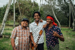RON ARTIS II & THE TRUTH with Cosmic Serenity, Andonimus