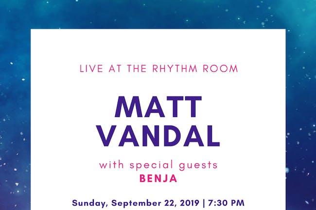 MATT VANDAL [Prime Time Show]
