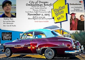CITY OF DREAMS OMBUDSMEN BENEFIT [Early Show]