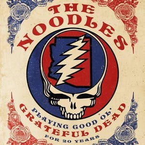 THE NOODLES : Music of The Grateful Dead and Jerry Garcia