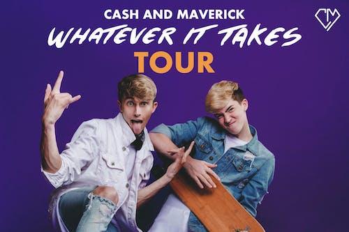 Cash and Maverick