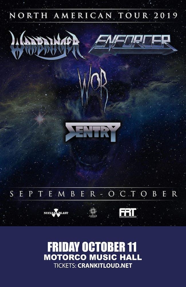 WARBRINGER/ Enforcer /WoR/ Sentry